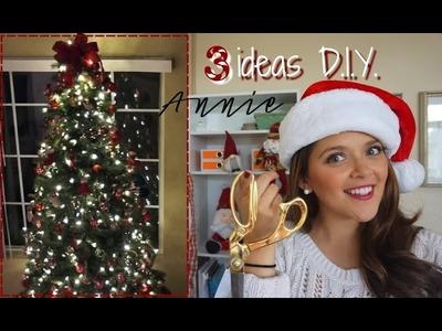 ¡mira mi árbol! y checa estas ideas para el tuyo! Navidad 2016 Ideas para Decorar el Arbol