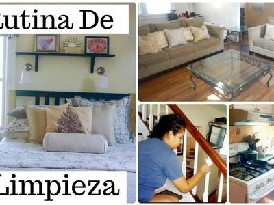 Mi Rutina de Limpieza de todas las Mañanas | Limpieza en casa |Mama Y Ama de Casa|ZulmaDIY