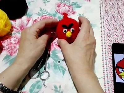 Tutorial Amigurumi | Angry Bird