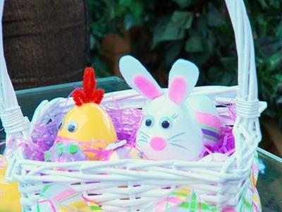 Aprende a hacer huevos de Pascua en Despierta América