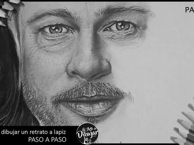 Como dibujar un retrato a lapiz I Técnicas para lograr parecido. Proporciones del rostro