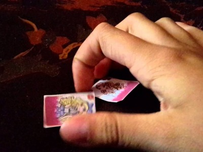 Como hacer tarjetas de invitacion para barbie