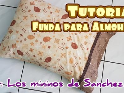 Como hacer una Funda para Almohada Fácil (Patchwork, Magic Pillowcase)