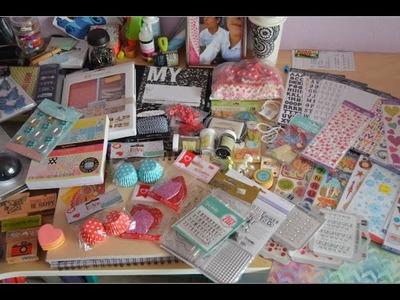 Compras de material de Scrapbook | LilyScrap116