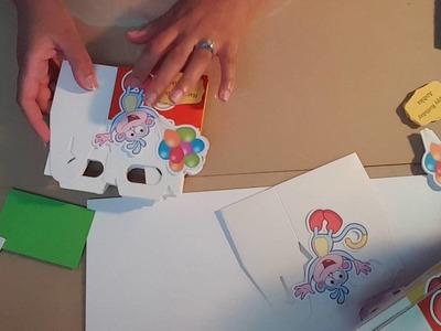 Dora Birthday Party Favors