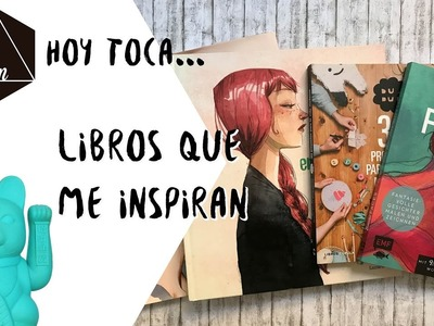Los libros que uso para inspirarme