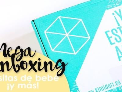Mega Unboxing: ¡Cositas de Bebés y Máaassss!