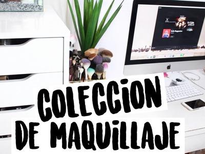 Mi Coleccion de Maquillaje | Nathalie Munoz