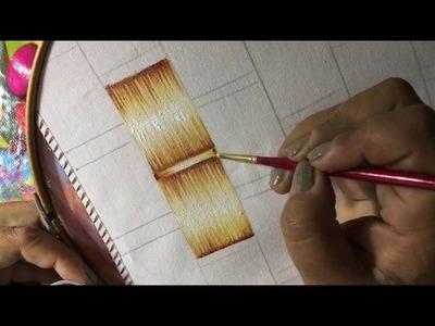 Pintura En Tela Cocinera # 1 Con Cony