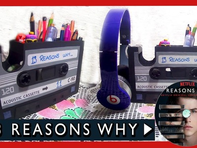Portalapices de 13 REASONS WHY | Cooking Note