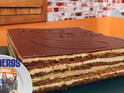 Receta: Ópera de chocolate | Cocineros Mexicanos
