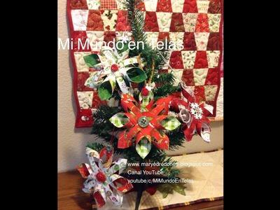 Snowflake Ornament. Serie 2. Video #3