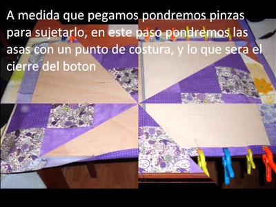 Tutorial maleta para la tabla de corte