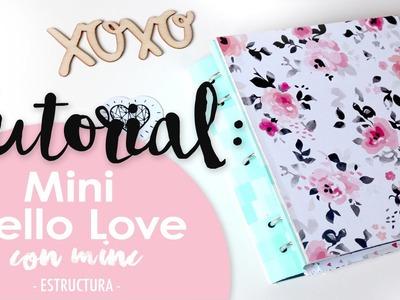 Tutorial: Minialbum Hello Love con Minc (I) Estructura