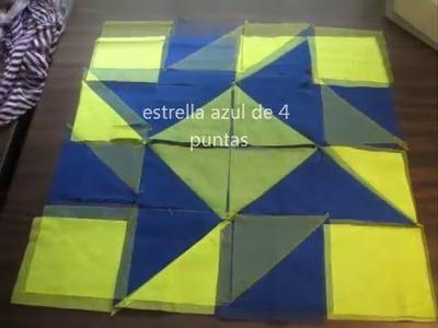Tutorial patchwork block estrella de 8 puntas.wmv