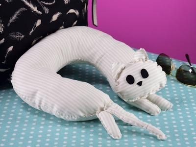 Almohada para Viaje de Gato