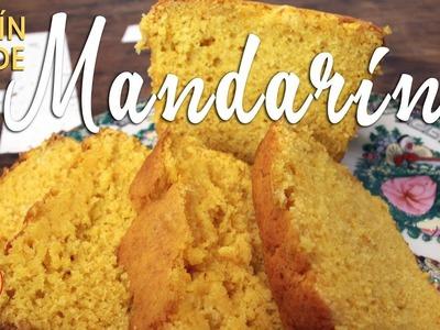 Budín de Mandarina | Recetas Dulces | Tenedor Libre