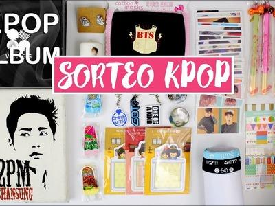 [CERRADO] SORTEO KPOP INTERNACIONAL |K-freak| BTS, EXO, GOT7, BIGBANG.
