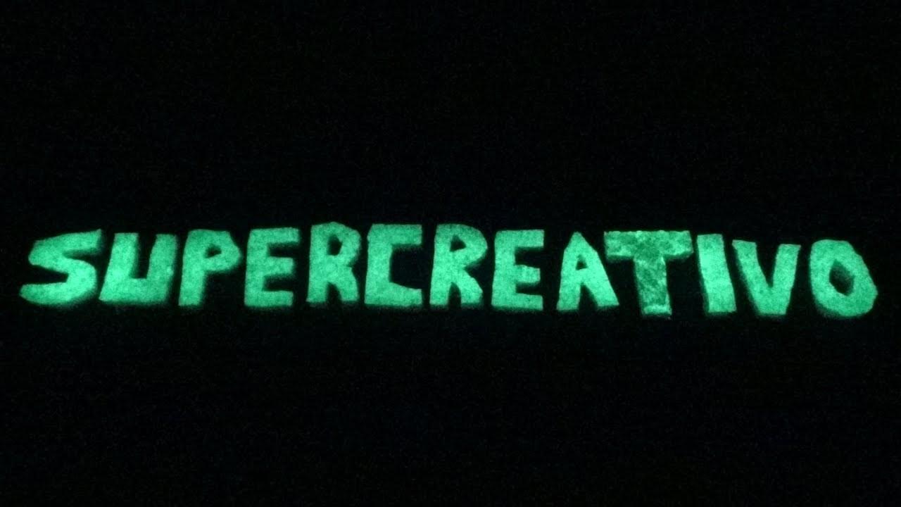 Como Hacer Letras que den luz fosforecentes, Glow in the Dark Letters