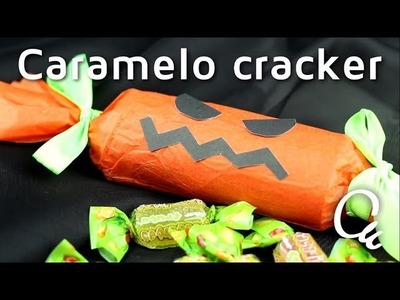 Cómo hacer un caramelo cracker para Halloween| facilisimo.com