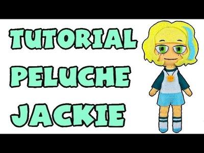 Cómo hacer un peluche de Jackie - Tutorial Star vs Las Fuerzas del Mal