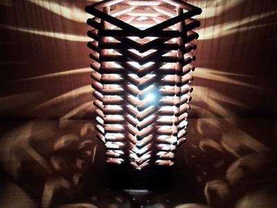 Crea una Moderna Lámpara Geométrica - Hazlo tu Mismo Hogar - Guidecentral