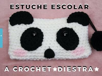 ESTUCHE PANDA | DIESTRA | CHIC DIY