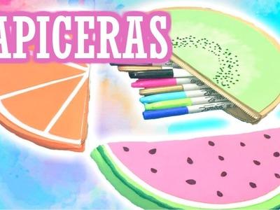 Haz Lapiceras de frutas SANDIA NARANJA KIWI SUPER LINDAS - Brenda PE
