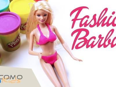 ¡Barbie va a la playa! Barbie bikinis en español