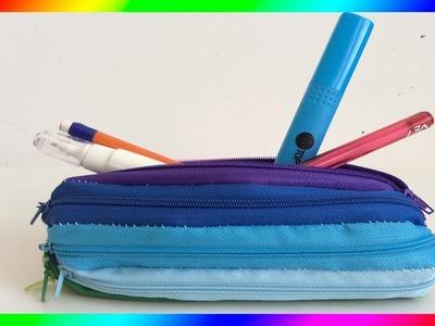 Lapiceras???? como hacer lapiceras???? ideas para la escuela ????lapiceras con cierres