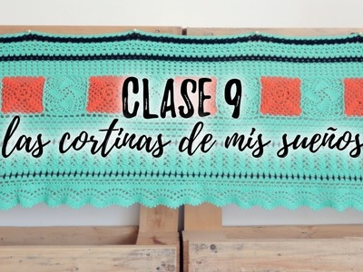 LAS CORTINAS DE MIS SUEÑOS : CLASE 9 | cómo colgar nuestras cortinas (4 ideas)