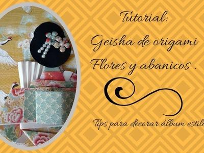 Tutorial: Hacemos la Geisha para el álbum Japo?