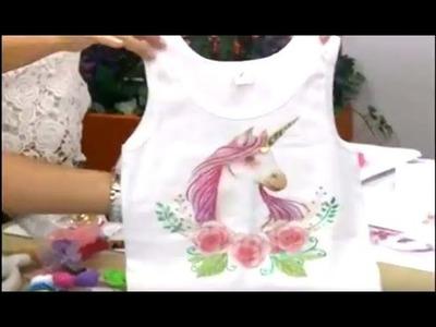 Unicornios en manualidades con Sonia Franco y Jurmi Leal 1.5