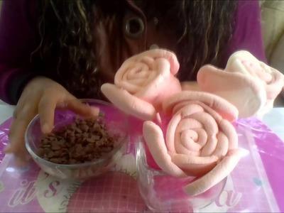 10 de mayo rosas de chocolate y bombon MDulcecreación