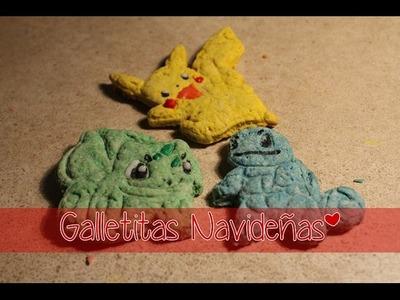 #34 Batidorial: Galletitas navideñas de Pkmn ❤~(゚▽゚*)