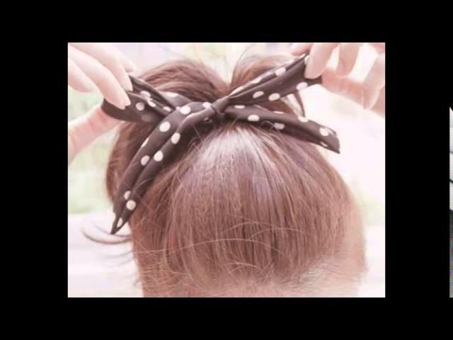 Accesorios de moda  asiaticos para el cabello