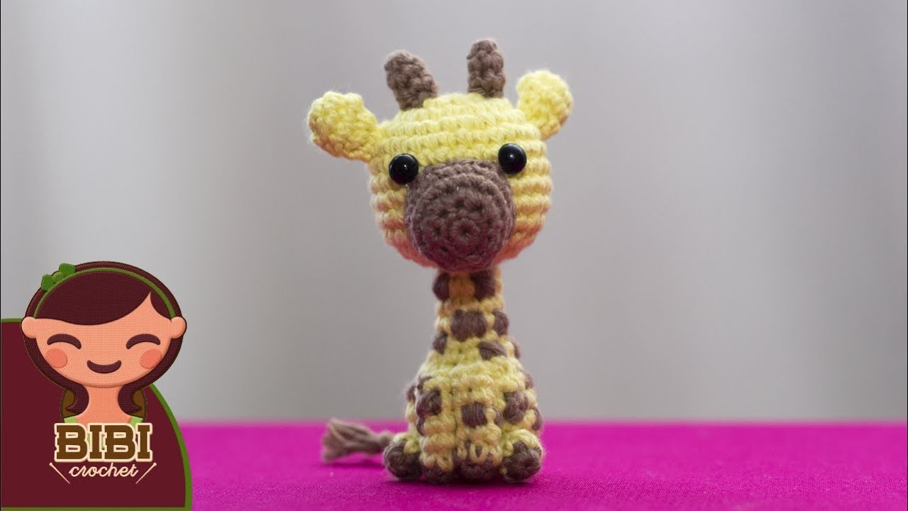 Amigurumi Girafa - Ideias e tutorial | 720x1280