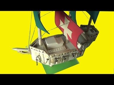 Barco Pirata fácil de hacer