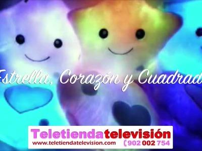 Cojín Luz Led, El Más Molón en Teletiendatelevision.com