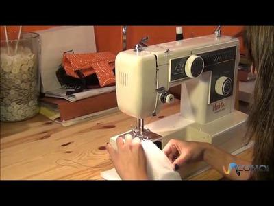 Cómo coser a máquina