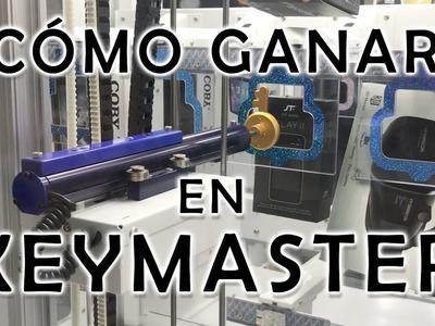 Como GANAR en KeyMaster - Tutorial