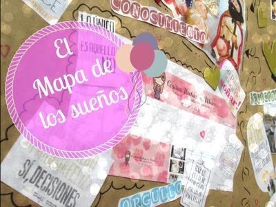 Como organizar tus sueños. Mapa de los sueños
