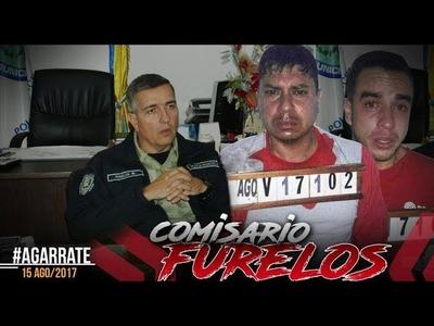 DETALLITOS DEL COMISARIO QUE ENTREGÓ A CAGUARIPANO | PARTE 5 | AGÁRRATE | FACTORES DE PODER