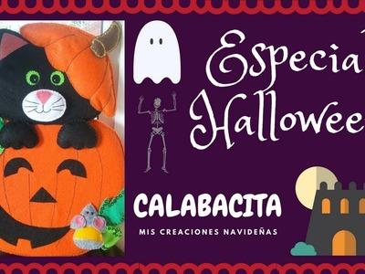 Especial de Halloween CALABACITA