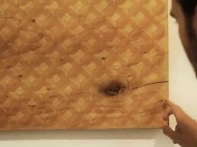 Exposición Varnish de Javier de Riba