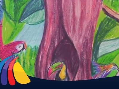 Inauguran exposición ¡Que viva la Selva Lacandona! | Noticias