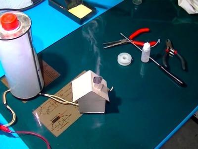 Mini generador de humo para maquetas? (bricobit)