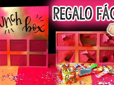 Regalo original y creativo. PUNCH BOX!! ✄ Barbs Arenas Art!