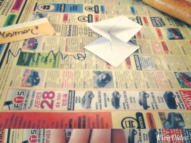 Sombrilla de papel muy fácil - Hazlo Tu Mismo*