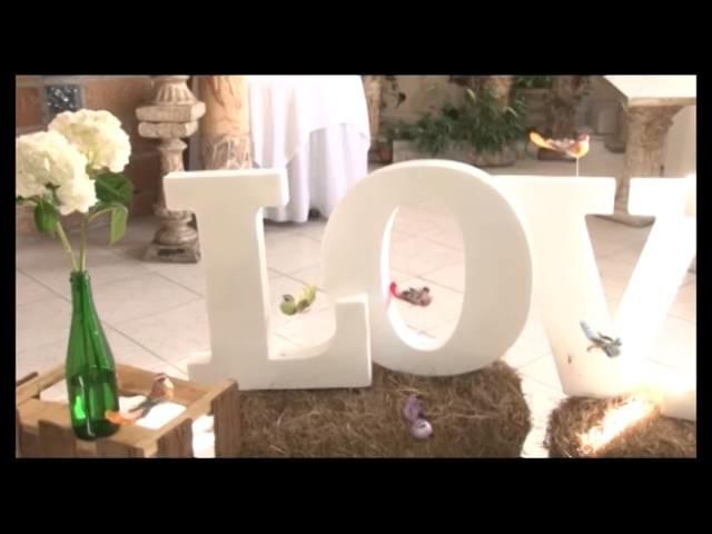 ¿Ya sabe cómo decorar el salón el día de su boda?. En el Postre le contamos las últimas tendencias